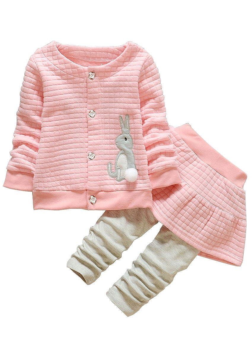 人気商品は Ancia SHIRT Pink ガールズ Ancia ベビーガールズ 2-3 years Rabbit 2-3 Pink B01LEFHH8C, 白水村:4c3f8288 --- a0267596.xsph.ru