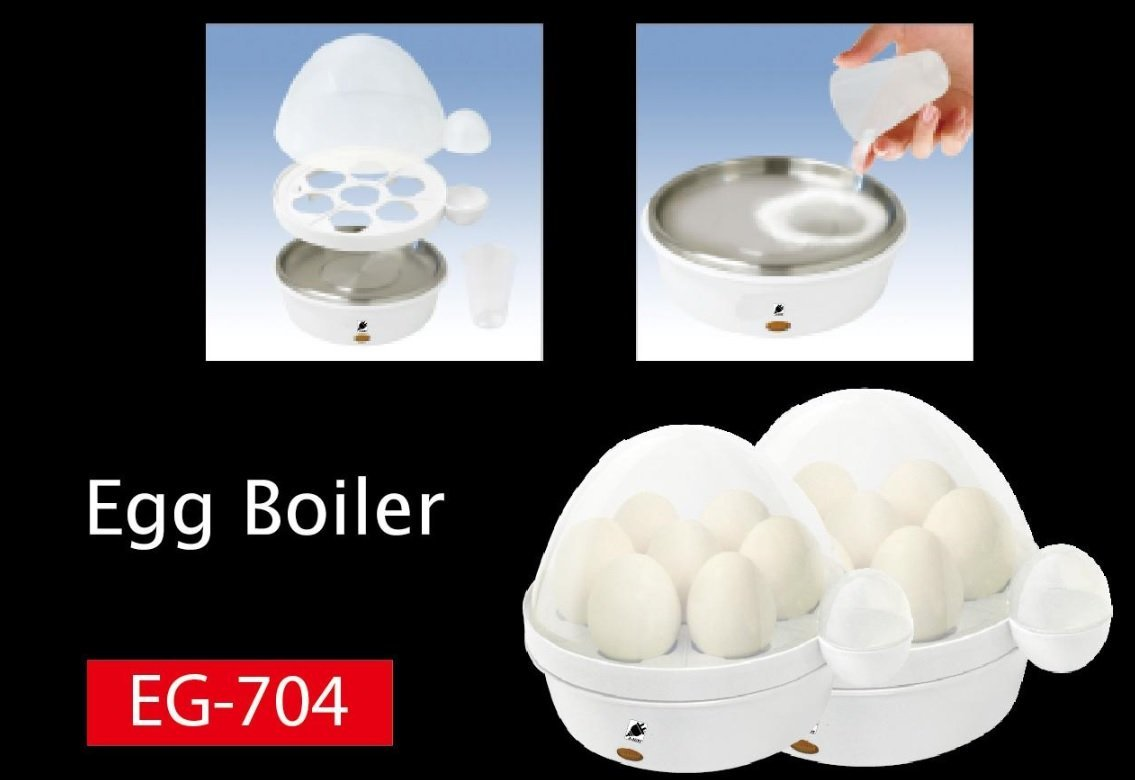 J-JATI Egg boiler electronic machine boils eggs white EG704