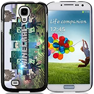 Great Quality Samsung Galaxy S4 I9500 Case ,Beautiful And Unique Designed Case With Mine 3 Black Samsung Galaxy S4 Cover Phone Case