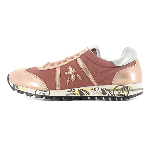 PREMIATA Lucy W2492 Sneaker Lucy Rosa Antico 40 Donna Aclaramiento Más Barata Finishline Aclaramiento Para La Venta En Línea vHMUJCH4NJ