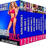 Bimbo Dolls: 10-Story Erotic MC Bundle