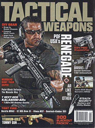 Tactical-Firearms-Presents-Tactical-Weapons-Magazine-MayJune-2016
