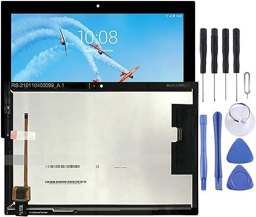 プロ Lenovo Tab 4 X304 TB-X304L TB-X304F TB-X304N LCDスクリーンおよびデジタイザーフルアセンブリと互換性あり (色 : ブラック)