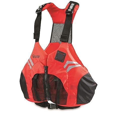 amazon com guide gear kayak type iii pfd life vest sports rh amazon com Youth Kayak PFD Lotus Designs Kayak PFD