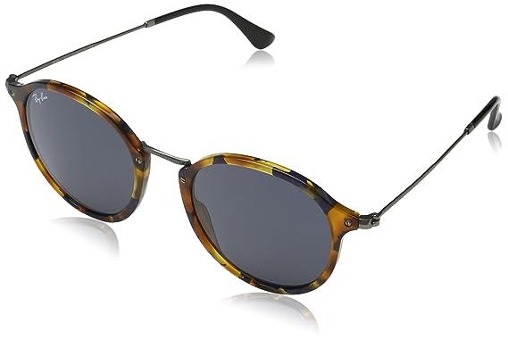 90f5d5df547 Rayban Rb 2447 Montures de lunettes Bleu (Spotted Blue Havana Grey)