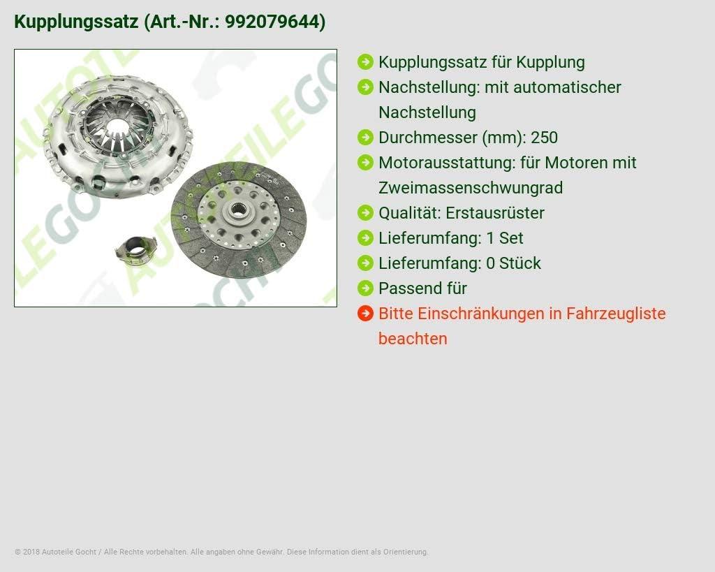 LUK Kupplung Kupplungssatz Mazda 3 5 6 2.0 MZR 2.0 CD