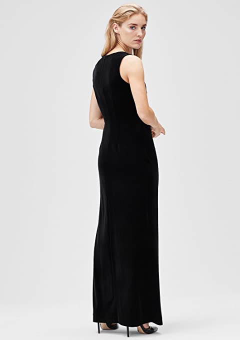 Kleider Damen Für oliver Label S Feierliche Anlässe Black XiwkuTOPZ