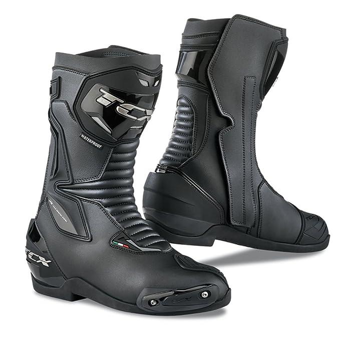 Stivali da donna moto Tcx sp master impermeabile certificata