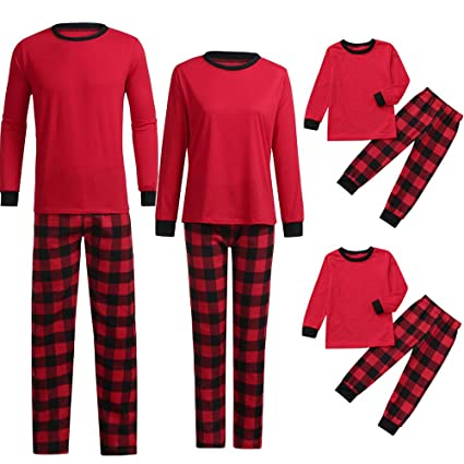 Amazon.com  Chrismas Family Pajamas 2c073dd72