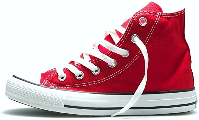 Converse - Basket - All Star Hi Montante - M9621 - Rouge
