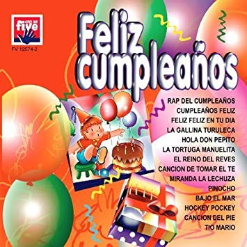 Re Papa - Feliz Cumpleanos by Re Papa (2002-04-16) - Amazon ...