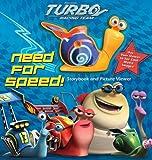 DreamWorks Turbo Need for Speed!, Dreamworks Turbo, 0794428460