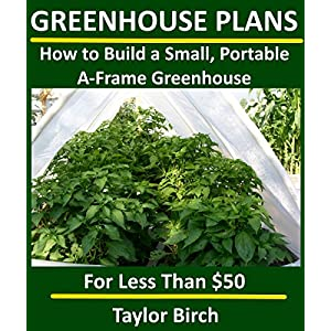 Build A Small Green House 5