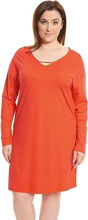 Rösch Curve 1204541-16354 Women's Red Nightdress