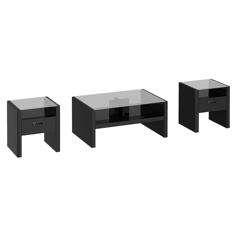 Amazon com bush furniture kathy ireland office 3 table collection modern mocha kitchen dining