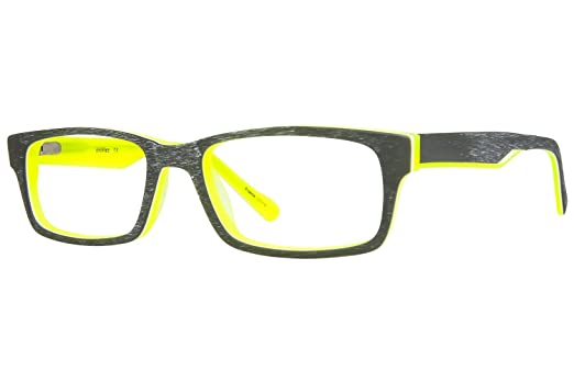 picklez max childrens eyeglass frames blackyellow - Yellow Eyeglass Frames