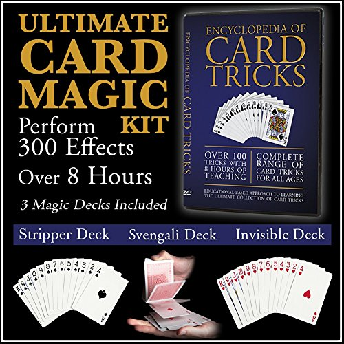Magic Makers Encyclopedia of Card Tricks Set