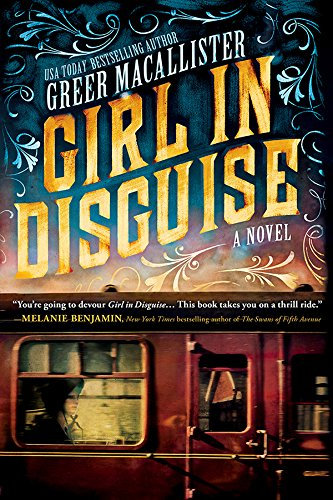 Girl in Disguise by [Macallister, Greer]