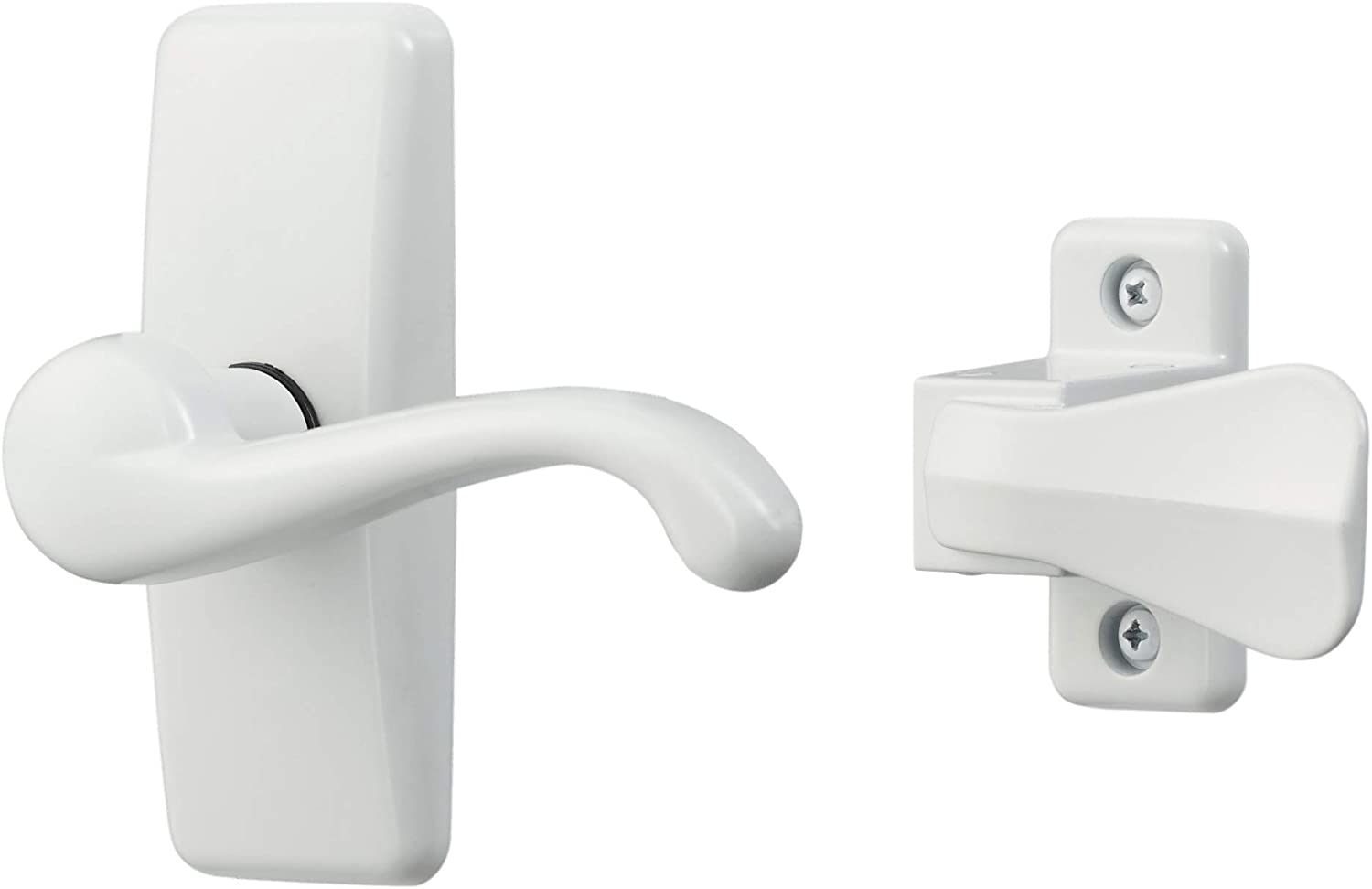 Bl Ideal Security ISB1AC ISB1 Handle Set for in-Swinging Storm and Screen Doors