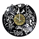 Villains Walt Disney Art Decor Vinyl Record Wall - Best Reviews Guide