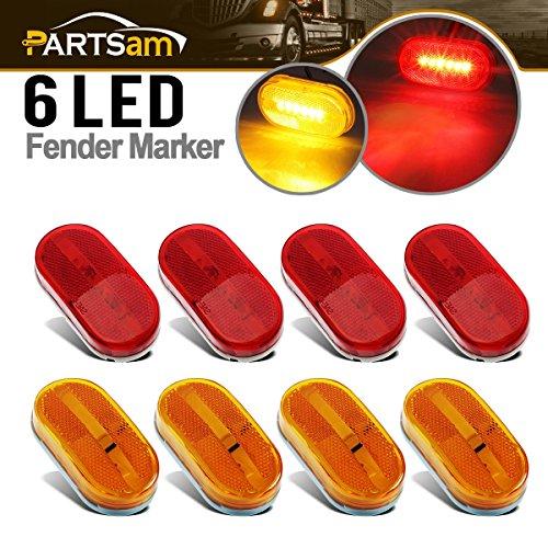 маркер PartsamUniversal 4 Red & 4