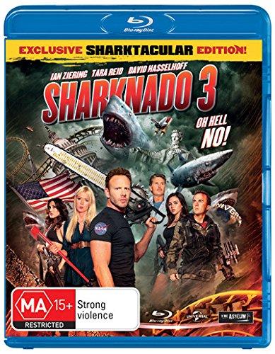 Sharknado 3 Oh Hell No! | NON-USA Format | PAL | Region 4 Import - Australia
