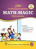 Golden Mathematics Workbook Math - Magic with Activities for Class - II