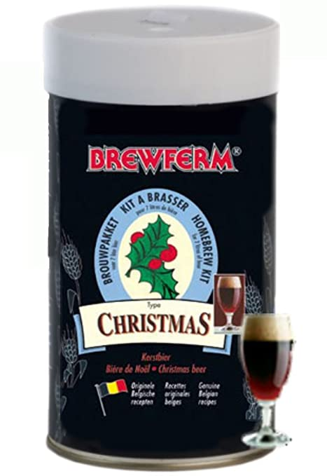 Christmas Ale.Amazon Com Brewferm Christmas Ale Kitchen Dining