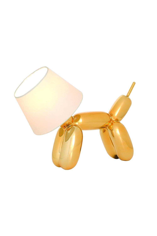 Sompex Tischleuchte Doggy, gold SO-79001