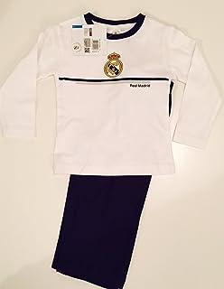 Real Madrid Pijama Marino Blanco L  Amazon.es  Ropa y accesorios 215a193543e5b
