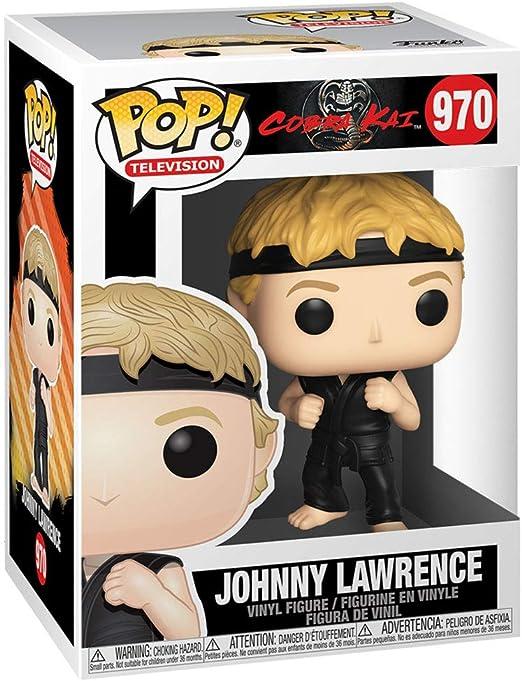 Bonecos tipo bobblehead Cobra Kai-Johnny Lawrence Pop Vinyl