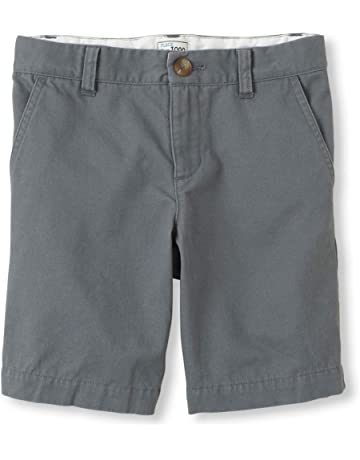 b784da132469 The Children s Place Boys  Uniform Chino Shorts