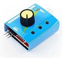 Robodo OTH19 Digital Multi Servo Tester ESC RC Consistency CCPM Master Speed Control