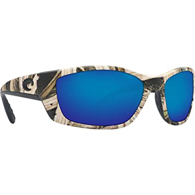 189c2bf4af78 Image Unavailable. Image not available for. Color: Costa Del Mar Fisch  Sunglasses, Mossy Oak Shadow Grass Blades Camo ...