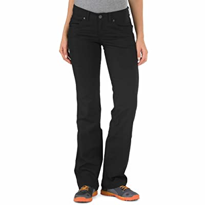 .com : 5.11 Tactical Women's Cirrus Pant, Black, Size 12 : Clothing
