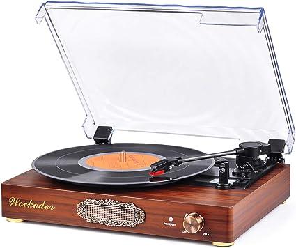 Amazon.com: Tocadiscos Tocadiscos classiclp Record ...