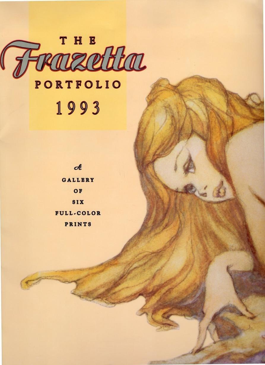 The Frazetta Portfolio 1993