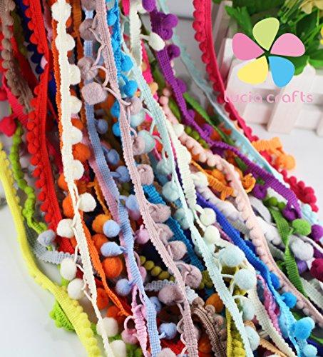 12yards-lot1yard-pc-10-15mm-mixed-colors-pom-pom-trim-ball-fringe-ribbon-lace