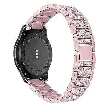 Amazon.com: TechCode Galaxy Classic Smartwatch Band ...