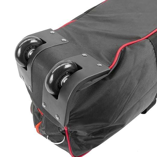 CityBAG Bolsa para Patinete con Ruedas Tipo Carrito Trolley de 8