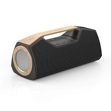 dd0b7716929ff5 Wharfedale Bluetooth Speaker Outdoor Portable Wireless Speaker,IPX7  Waterproof,25W Loud Sound,Rich
