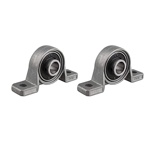 Details about  /8mm KP08 Bearing Shaft Support Spherical Roller Mounted Bearings Pillow Block