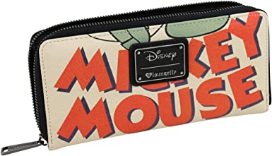 Official Loungefly x Disney Mickey Mouse Wallet