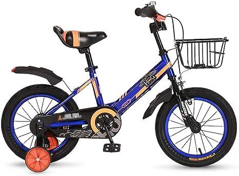 WJSW Bicicletas para niños Bicicleta para niños al Aire Libre ...