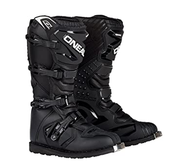 Amazon.com: O'Neal Rider Boots (Black, Size 11): Automotive