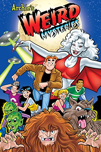 Archie's Weird Mysteries (Archie & Friends All-Stars)