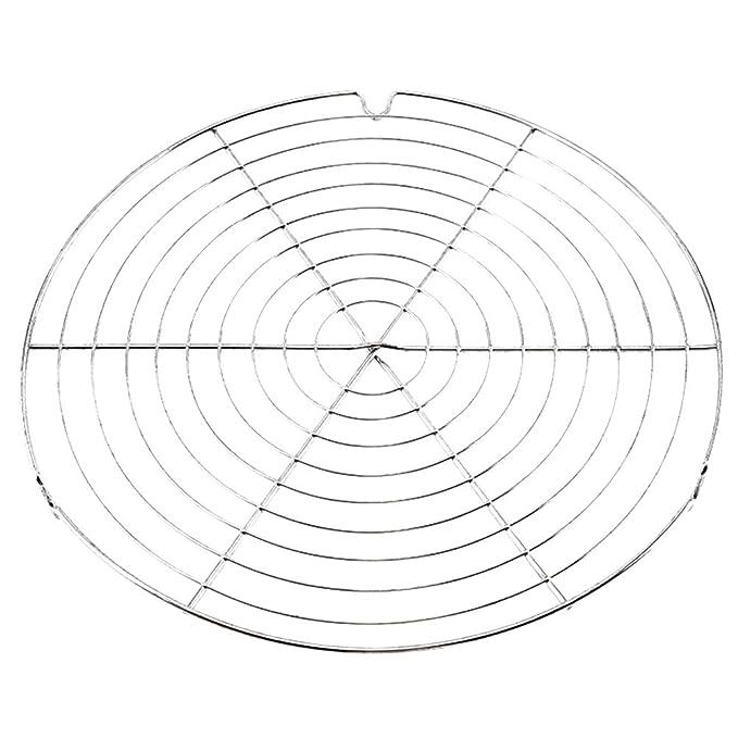 IBILI Graticola rotonda per dolci 780730