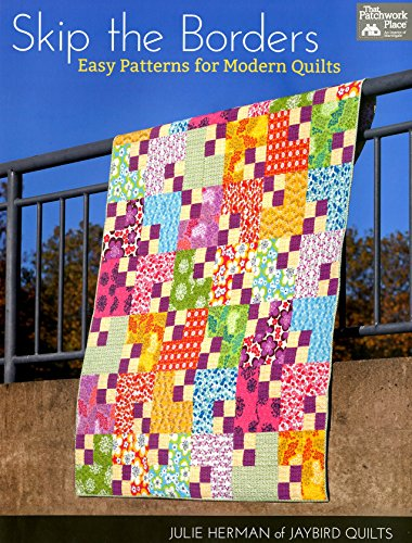 Patchwork Border - Martingale That Patchwork Place Skip the Borders Book