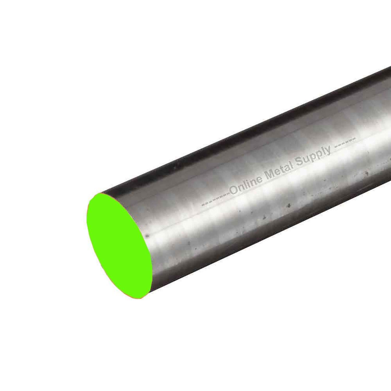 Online Metal Supply 4140 Alloy Steel Round Rod, 2.000 (2 inch) x 36 inches by Online Metal Supply