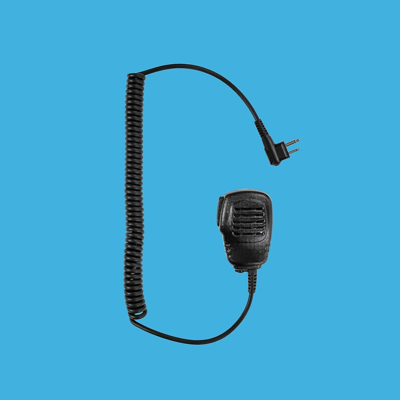 Ligh Duty Speaker Microphone for Connect Systems Inc CS1000 CS2000 CS3000�XR150